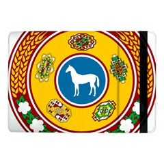 National Emblem Of Turkmenistan, 1992 2000 Samsung Galaxy Tab Pro 10 1  Flip Case by abbeyz71