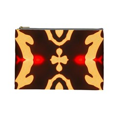 Deviding The Shadow Cosmetic Bag (large)  by MRTACPANS