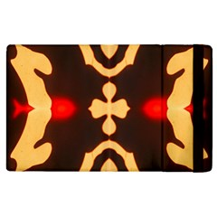 Deviding The Shadow Apple Ipad 2 Flip Case by MRTACPANS