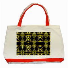Razz Classic Tote Bag (red) by MRTACPANS
