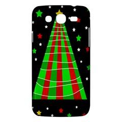 Xmas Tree  Samsung Galaxy Mega 5 8 I9152 Hardshell Case  by Valentinaart