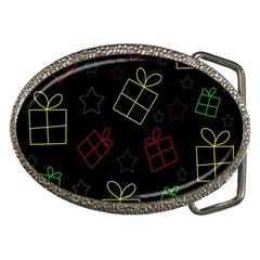 Xmas Gifts Belt Buckles by Valentinaart
