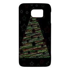 Xmas Tree 2 Galaxy S6 by Valentinaart