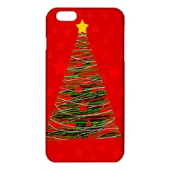Xmas Tree 3 Iphone 6 Plus/6s Plus Tpu Case by Valentinaart