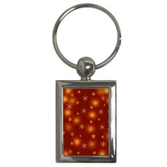Xmas Design Key Chains (rectangle)  by Valentinaart