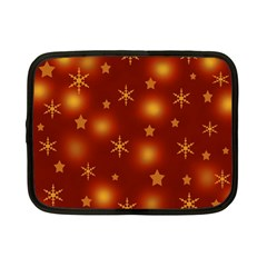 Xmas Design Netbook Case (small)  by Valentinaart