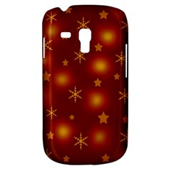 Xmas Design Samsung Galaxy S3 Mini I8190 Hardshell Case by Valentinaart
