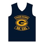 Blue and Gold So. Cal Packer Backers Tank - Men s Basketball Tank Top