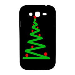 Simple Xmas tree Samsung Galaxy Grand DUOS I9082 Hardshell Case by Valentinaart