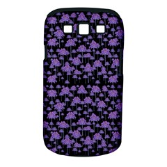 Palm Trees Motif Pattern Samsung Galaxy S Iii Classic Hardshell Case (pc+silicone) by dflcprints