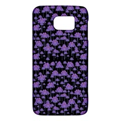 Palm Trees Motif Pattern Galaxy S6 by dflcprints