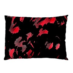 Painter Was Here  Pillow Case (two Sides) by Valentinaart