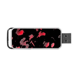 Painter Was Here  Portable Usb Flash (two Sides) by Valentinaart