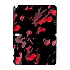Painter Was Here  Samsung Galaxy Note 10 1 (p600) Hardshell Case by Valentinaart