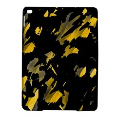 Painter Was Here   Yellow Ipad Air 2 Hardshell Cases by Valentinaart