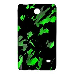 Painter Was Here   Green Samsung Galaxy Tab 4 (8 ) Hardshell Case  by Valentinaart