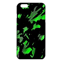 Painter Was Here   Green Iphone 6 Plus/6s Plus Tpu Case by Valentinaart