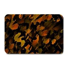 Abstract Autumn  Plate Mats by Valentinaart