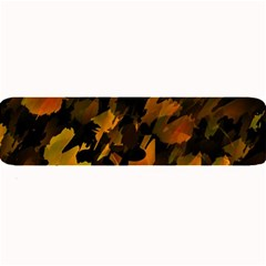 Abstract Autumn  Large Bar Mats by Valentinaart