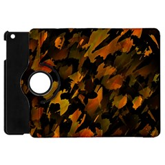Abstract Autumn  Apple Ipad Mini Flip 360 Case by Valentinaart