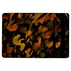 Abstract Autumn  Ipad Air Flip by Valentinaart