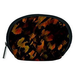 Abstract Autumn  Accessory Pouches (medium)  by Valentinaart
