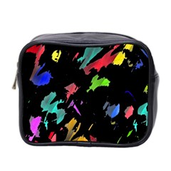 Painter Was Here Mini Toiletries Bag 2 Side by Valentinaart