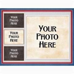 2017 Celebrate America Calendar By Lisa Minor   Wall Calendar 11  X 8 5  (12 Months)   7fs5rwkriv8y   Www Artscow Com Month