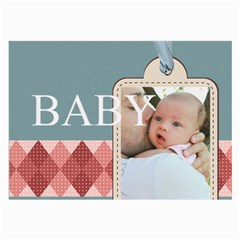 Baby By Baby   Large Glasses Cloth (2 Sides)   Mbpatnow27tq   Www Artscow Com Front