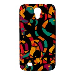 Colorful Snakes Samsung Galaxy Mega 6 3  I9200 Hardshell Case by Valentinaart
