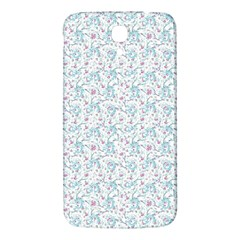Intricate Floral Collage  Samsung Galaxy Mega I9200 Hardshell Back Case by dflcprintsclothing