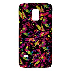 Colorful Dragonflies Design Galaxy S5 Mini by Valentinaart