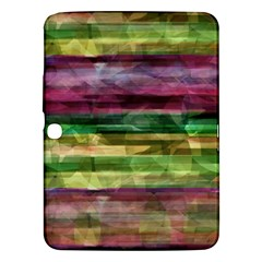 Colorful Marble Samsung Galaxy Tab 3 (10 1 ) P5200 Hardshell Case  by Valentinaart