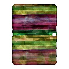 Colorful Marble Samsung Galaxy Tab 4 (10 1 ) Hardshell Case  by Valentinaart