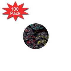 Crush  1  Mini Buttons (100 Pack)  by Valentinaart