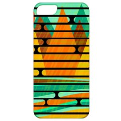 Decorative Autumn Landscape Apple Iphone 5 Classic Hardshell Case by Valentinaart