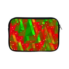 Xmas Trees Decorative Design Apple Ipad Mini Zipper Cases by Valentinaart