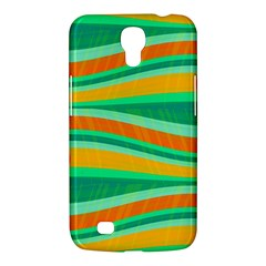 Green And Orange Decorative Design Samsung Galaxy Mega 6 3  I9200 Hardshell Case by Valentinaart