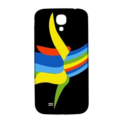 Abstraction Banana Samsung Galaxy S4 I9500/i9505  Hardshell Back Case