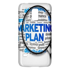 Article Market Plan Galaxy S5 Mini by AnjaniArt