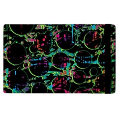 Graffiti Style Design Apple Ipad 3/4 Flip Case by Valentinaart