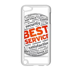 Best Service Apple Ipod Touch 5 Case (white) by AnjaniArt
