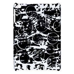Black And White Confusion Apple Ipad Mini Hardshell Case by Valentinaart
