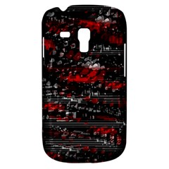 Bed Eyesight Samsung Galaxy S3 Mini I8190 Hardshell Case by Valentinaart