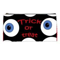 Trick Or Treat  Pencil Cases by Valentinaart