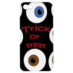 Trick Or Treat  Apple Iphone 5 Hardshell Case by Valentinaart