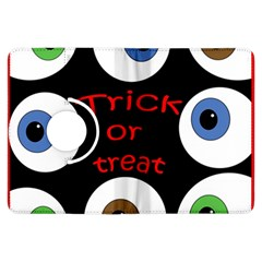 Trick or treat  Kindle Fire HDX Flip 360 Case by Valentinaart