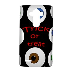 Trick Or Treat  Lg G4 Hardshell Case by Valentinaart