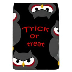 Trick Or Treat   Owls Flap Covers (l)  by Valentinaart