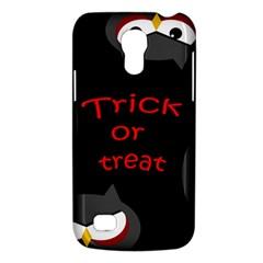 Trick Or Treat   Owls Galaxy S4 Mini by Valentinaart